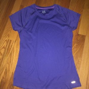 Women's semi fitted champion dry fit T-shirt